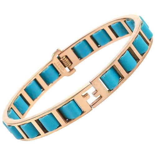 "Fendi ""Fendista"" Bangle Bracelet"