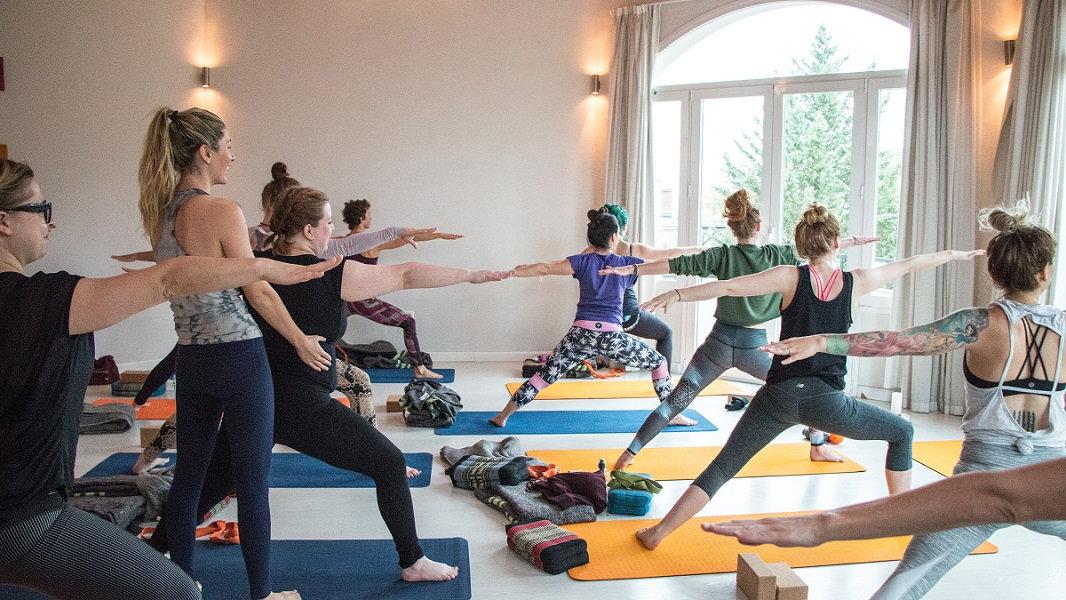 Yoga Retreat in Spain