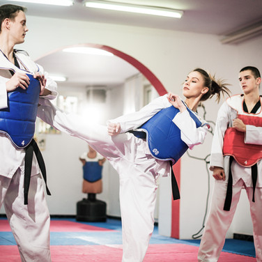 TAEKWON-DO ADULTE/ENFANT