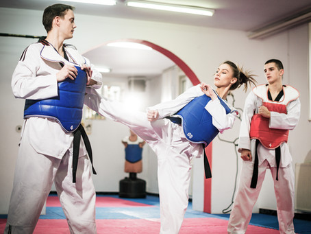 BENEFITS OF MARTIAL ARTS FOR ADULTS