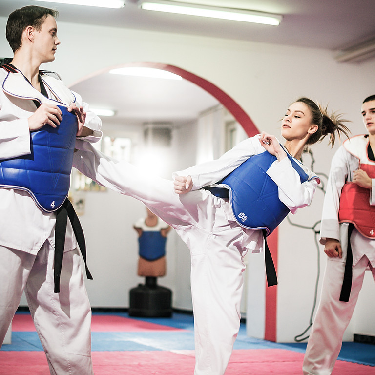 Taekwondo Class October (Age 12+)