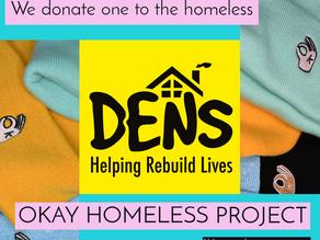 OKAY Homeless Project