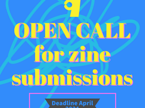 Zine 4 Submissions