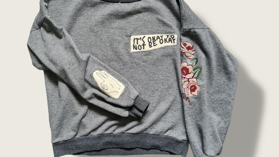 OKAY Sweatshirt S