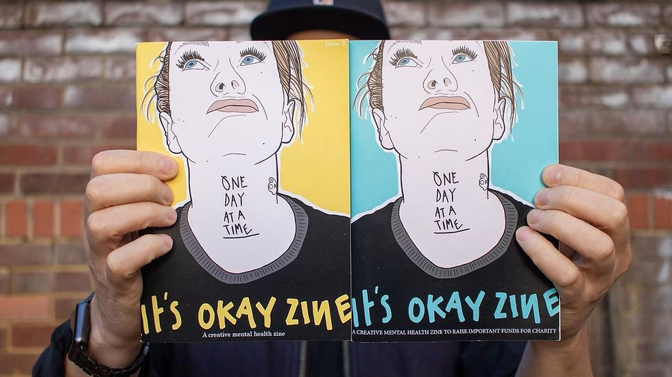 It's OKAY Zine Bundle