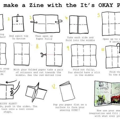 HOW TO MAKE A ZINE!