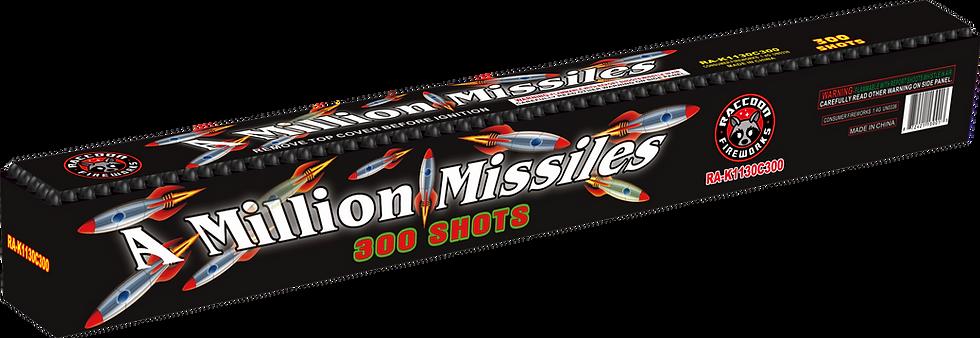 Saturn Missile Battery 300shots(Mould)