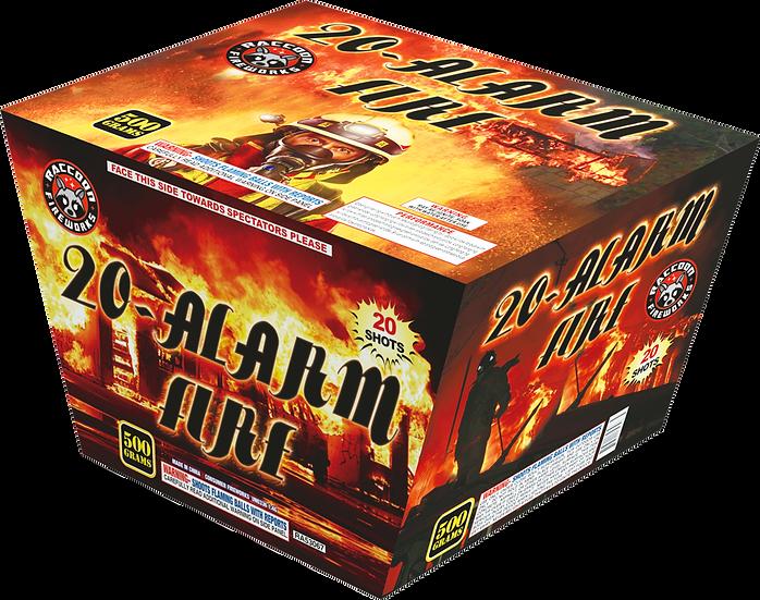 20-Alarm Fire