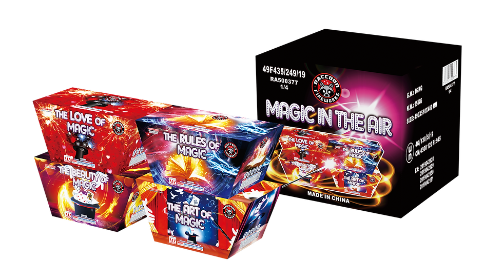 Magic in the Air Assorted Case