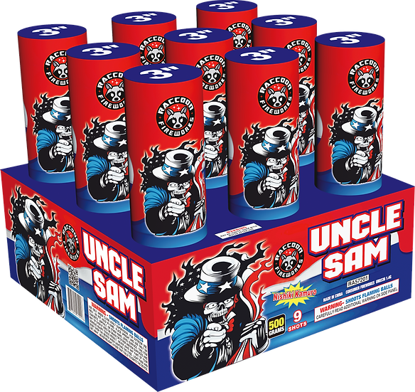 Uncle sam (Hot because it's Nishiki Rack)