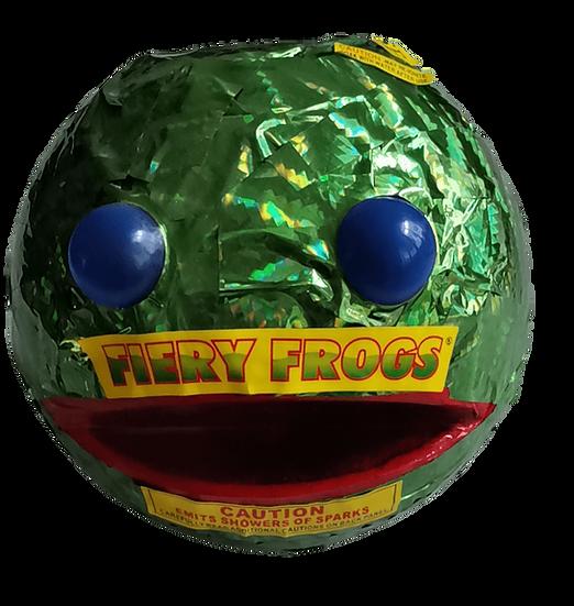 FIERY FROGS