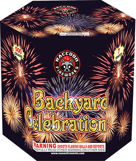 Backyard Celebration