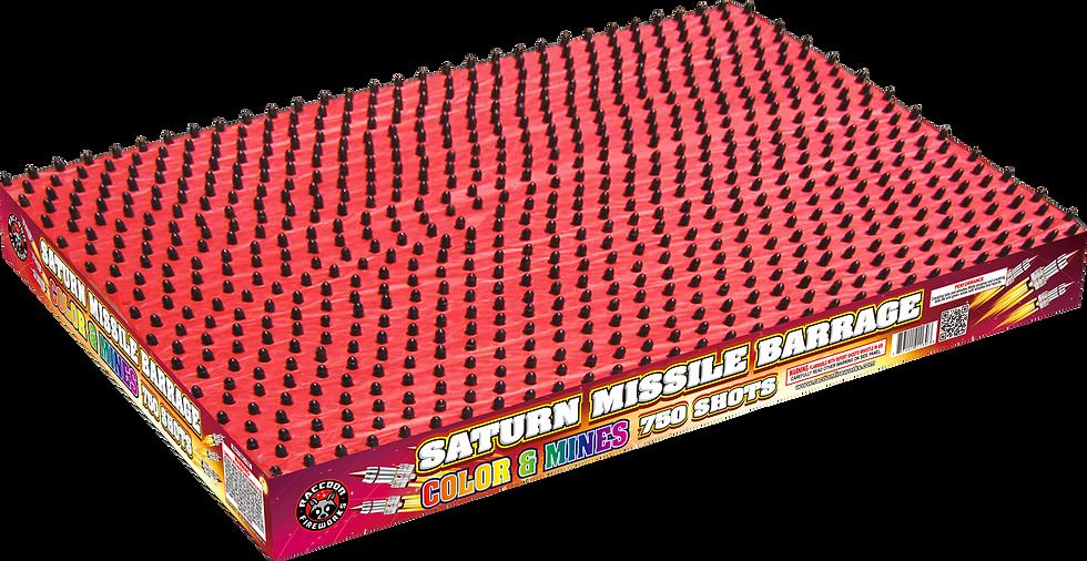 Saturn Missile Battery 750shots
