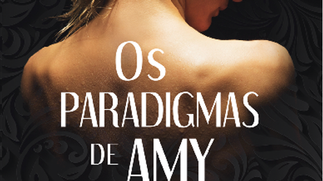 Os paradigmas de Amy - Livro físico.