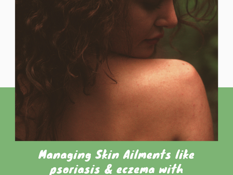 Managing Skin Ailments With Ayurveda