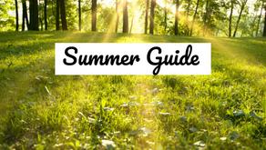 Ayurveda Summer Guide