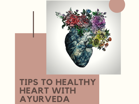 Healthy Heart With Ayurveda