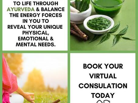 Ayurveda Online Consultations : Ayur-Shilpi Ayurveda & Wellness