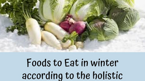 Foods to Eat in Winter According to Ayurveda