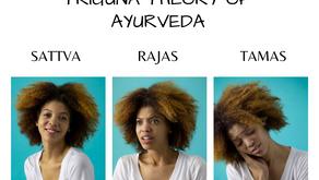 'Triguna theory' of Ayurveda