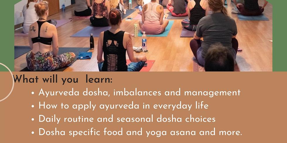 Integrating Ayurveda in Everyday Life: Seasonal Regimen w/ Shilpika Devaiah