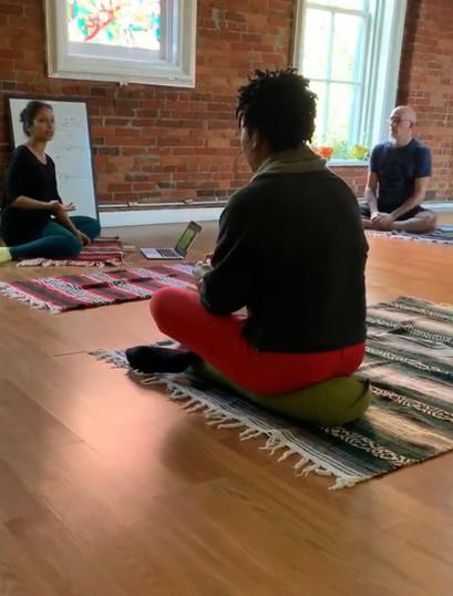 Ayurveda Workshop with Vision Yoga @OhioCity