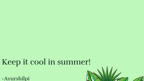 Your Summer Ayurveda Regimen!