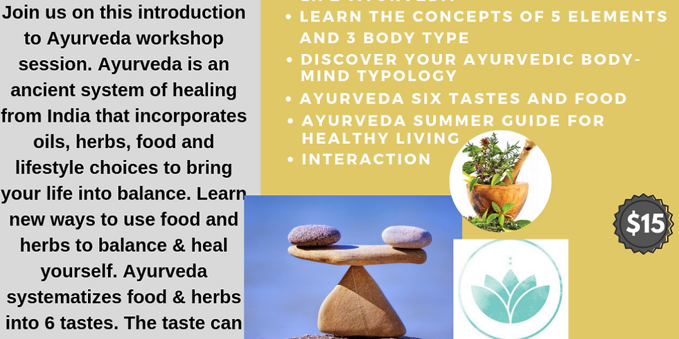 Discover your Ayurvedic Body-Mind Type