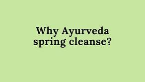 Ayurveda Spring Cleanse