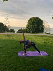 Yoga @Lakewood Park