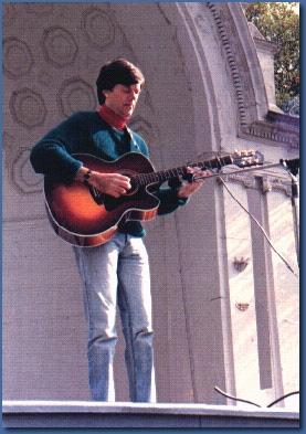 Jack Central Park Guitar