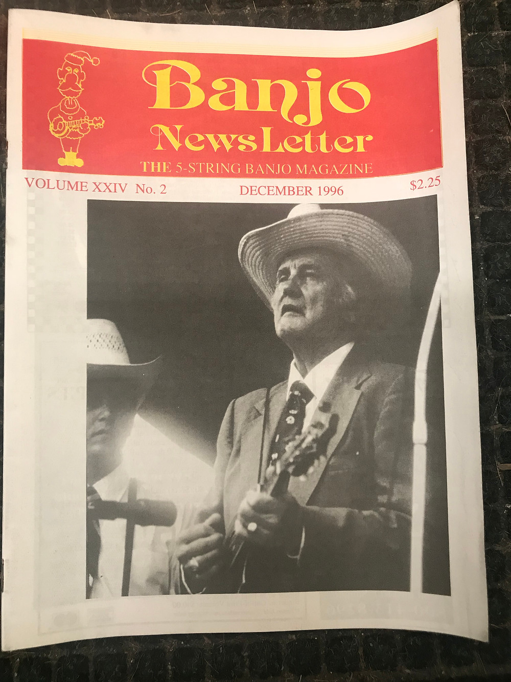 Banjo Bill Monroe
