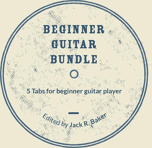 The Beginner Guitar Bundle