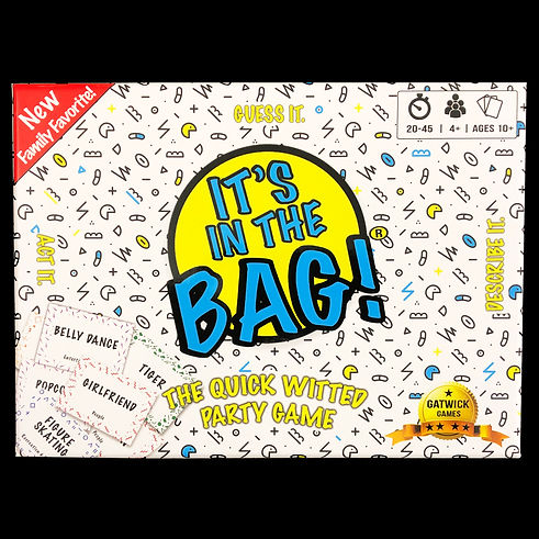 It's in the Bag! : The Quick Witted Party Game