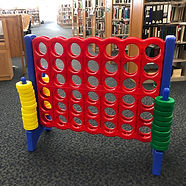 Giant 4-in-a-Row (Connect 4)
