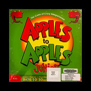 Apples to Apples, Junior: The Game of Crazy Comparisons!