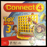 Connect 4 : Toy Story 3 edition