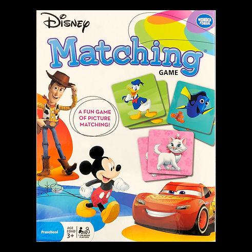 Disney Matching Game