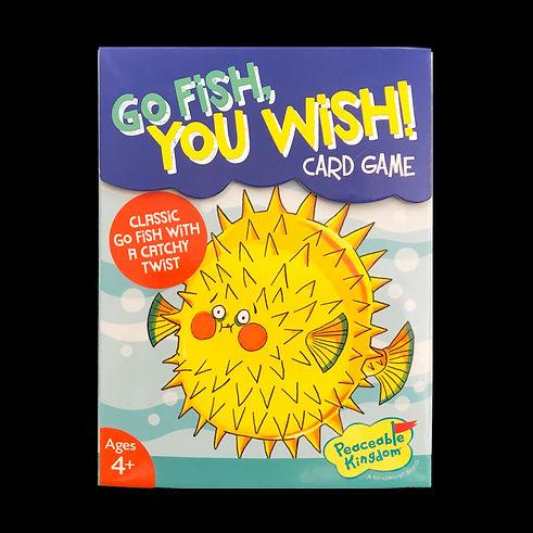 Go Fish, You Wish!
