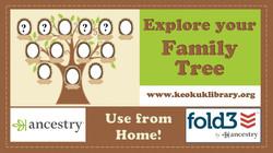 Databases: Genealogy