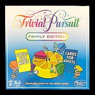 Trivial  Pursuit : Family Edition