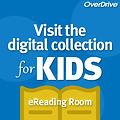 OverDrive KIDS logo
