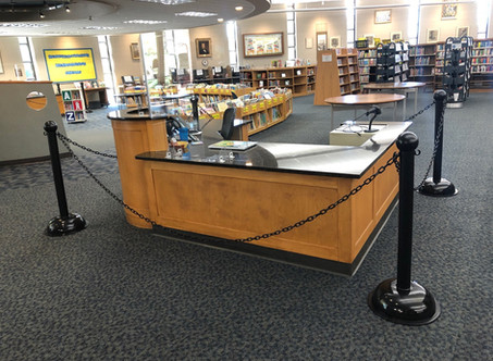 Keokuk Library Appointments Begin August 10th