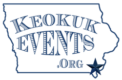 keokukevents.org logo