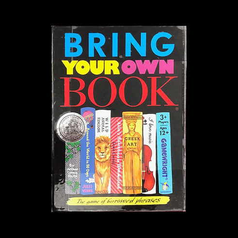 Bring Your Own Book : The game of borrowed phrases