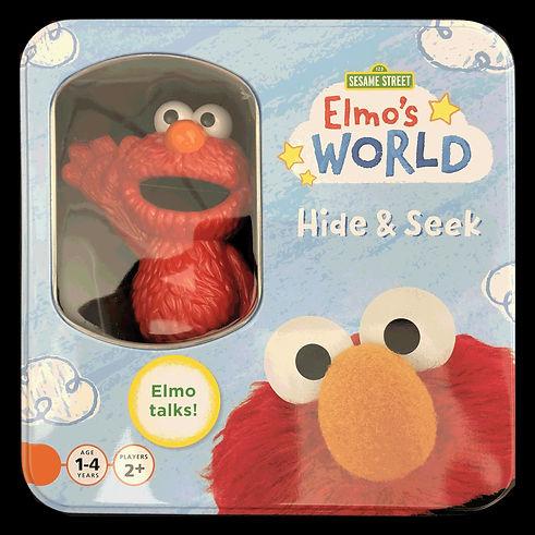 Elmo's World Hide and Seek