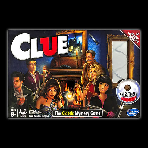 Clue : The Classic Mystery Game