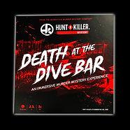 Hunt a Killer: Death at a Dive Bar : An immersive murder mystery experience