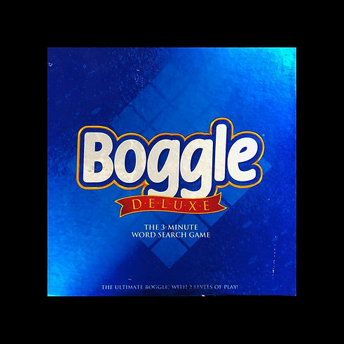 Boggle Deluxe
