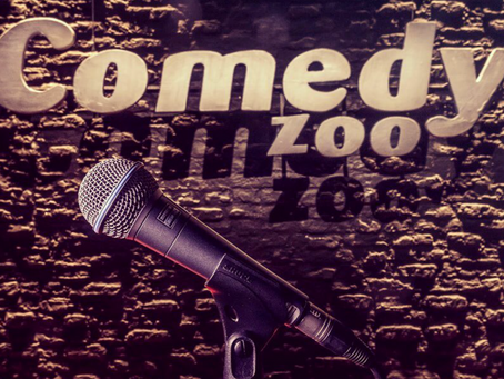 Comedy Zoo, City Center, Copenhagen